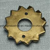 Пользовательские металла штампованные детали Фро латунь, углеродистая сталь легированная сталь Alu.