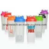 copo do abanador da proteína 700ml, frasco dos esportes, frasco do abanador da aptidão, abanador da ginástica, frasco do abanador do aço inoxidável, garrafa de água da ginástica