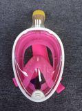 Unterwassertauchens-Schablonen-volles Gesichtsnorkel-Schablonen-gesetztes Sporttauchen-Gerät