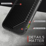Caso protetor testado da classe da defesa de X-Doria gota militar para o iPhone