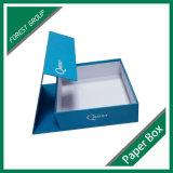Коробка роскошных ювелирных изделий упаковывая