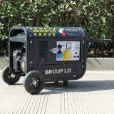 Generador confiable de la gasolina Electirc del tiempo duradero portable 168f 5.5HP del comienzo del bisonte (China) BS2500c (h) 2kw 2kVA