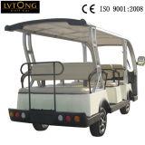 ISO аттестовал шину 11 Seater туристскую
