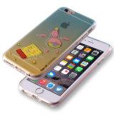 Cellulare Gradazione trasparente mobile caso della copertura del modello del telefono