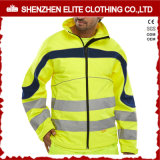 Veste de vêtements de travail d'hiver d'hommes d'ANSI/Isea 107-2010