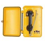 屋外Sosの電話防水自動ダイヤル電話険しい電話IP Poeの電話