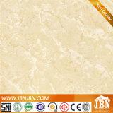 Mattonelle Polished 600X600 Gres Nano Porcelanato (JS6803) della porcellana di colore del pavimento solubile crema Ivory del sale