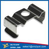 Подгонянные кронштейны угла металла стальные
