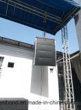 3つの方法プロ屋外ラインアレイスピーカー2 12インチの専門の可聴周波段階のスピーカー