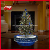 De hete Kerstbomen van Sale Snowing Artificial met LED Light en Music