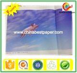 Лоснистое 71% Roll Art Paper для Ганы