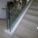 中国フォーシャンの現代方法によって強くされるガラス手すり