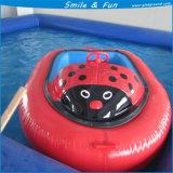 Barco al aire libre de los parachoques del equipo del juego del agua de la reconstrucción