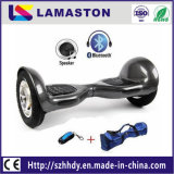 """""""trotinette"""" elétrico do balanço do auto da grande roda para o adulto com Bluetooth e diodo emissor de luz"""