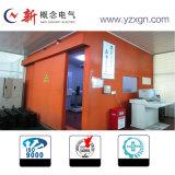 高圧電力配分システム情報処理機能をもった環境の友好的な固体絶縁された開閉装置