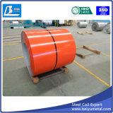 Bobina de aço galvanizada Prepainted com cores