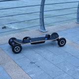 クリスマスGift-1650W*2 4の車輪のオフロード電気スケートボード