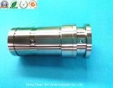 Pipe de usinage de roulement de commande numérique par ordinateur faite par AISI 304 et PTFE