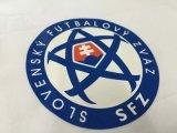 Tasse Slovaquie Jersey blanc à la maison de 2016 Européens
