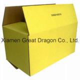 Caixas onduladas moventes de envio pelo correio das caixas de transporte da embalagem do cartão (CCC101)