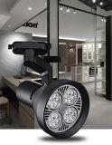 Lumière de piste d'Osram E27 PAR30 35W DEL