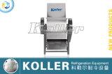 Fácil operar a máquina do triturador de gelo com eficiência elevada