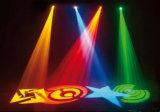 Bello indicatore luminoso capo mobile del reticolo di effetto della luce 60W LED