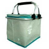 Kleine Picknick-Kühlvorrichtung-Korb-Klage für Einkaufen-Förderung