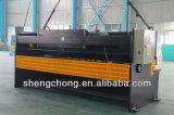 CNC van de Veiligheidsnorm van Ce De Hydraulische Scherende Machine van de Straal van de Schommeling