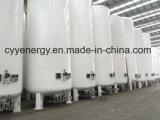 Tanque do Lar Lco2 de Lin do Lox de GNL da baixa pressão de GB150 Srandard
