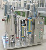 Completare l'imbottigliatrice della bevanda gassosa automatica