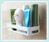 壁に取り付けられた浴室のアクセサリラック棚のオーガナイザーのシャワーのABSコーナー