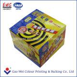 Цветастые бумажные коробки упаковки для ладана катушки москита