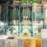 moinho de rolo do moinho do milho 150t/Day para o milho na trituração do milho de Kenya