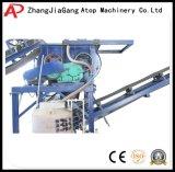 Bloque del cemento que hace máquina la máquina de fabricación de ladrillo concreta