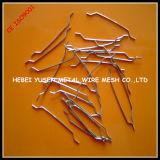 50/50 de fibra de aço para o material de construção