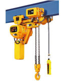 세륨 GS를 가진 매우 Low Headroom Electric Chain Hoist