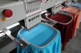 Função tubular do bordado da máquina do bordado do tampão de 8 cabeças
