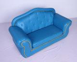Sofà della traversina del sofà ricoperto mobilia del sofà