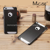 Nuova cassa di tendenza del telefono mobile della fibra del carbonio di Mcase dei prodotti per il iPhone 7