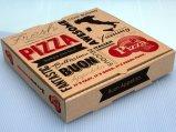 [هيغقوليتي] زاهية يغضّن ورقيّة [كردبورد] بيتزا صناديق