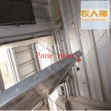 Equipo de las aves de corral de la alta calidad con la construcción de la casa en servicio profesional de las personas