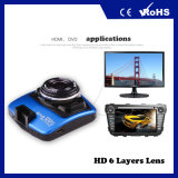Voiture Styling Bestsale Car DVR Camera avec Full HD 1080P Recorder Mobile DVR