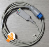 Cable del tronco 10pin 3 ECG del DATEX (PRO1000)