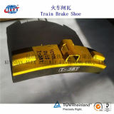 Composite high-technology Material Brake Pad para Train