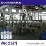De automatische Vullende Lijn van de Melk van de Machine van het Flessenvullen van het Huisdier Verzegelende