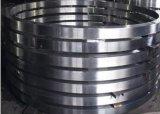 大きい鍛造材はステンレス鋼のリングを造った