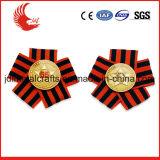 Insignes personnalisés en gros de broderie de main de Zhongshan