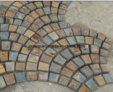Natural Stone Rusty Slate Mats for Flooring
