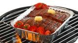Плита алюминиевой фольги для еды содержания Non-Липкой